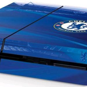 PS4: Official Chelsea FC - PlayStation 4 Konsoli-skin