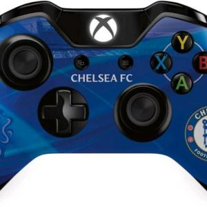 Xbox One: Official Chelsea FC - Xbox One Ohjain-skin