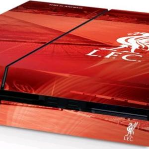 PS4: Official Liverpool FC - PlayStation 4 Konsoli-skin