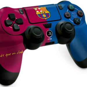 PS4: Official Barcelona FC - PlayStation 4 Ohjain-skin