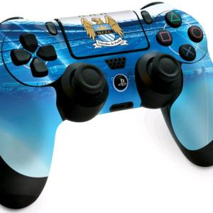PS4: Official Manchester City FC - PlayStation 4 Ohjain-skin