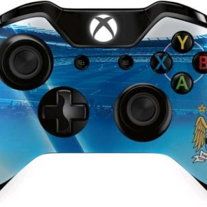 Xbox One: Official Manchester City FC - Xbox One Ohjain-skin