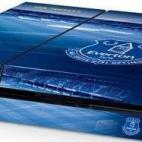 PS4: Official Everton FC - PlayStation 4 Konsoli-skin