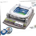 3D Stadium Puzzles - Real Madrid Santiago Bernabeu
