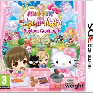 3DS: Hello Kitty and the Apron of Magic: Rhythm Cooking