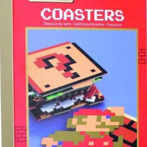 Super Mario Bros. Coasters (Nintendo licensed)