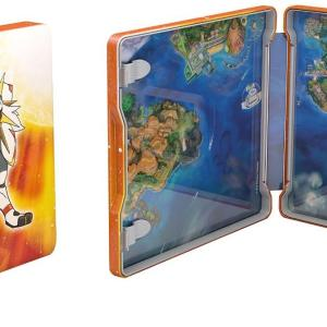 3DS: Pokemon Sun (Steelbook/Fan Edition)