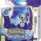 3DS: Pokemon Moon (Steelbook/Fan Edition)