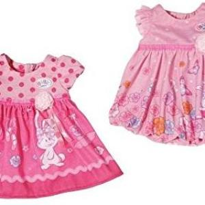 Baby Born - Dress Collection styles may vary Toys