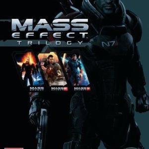 PC: Mass Effect Trilogy (Code in a Box)