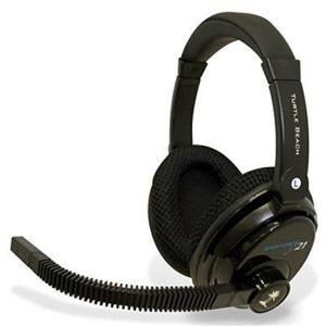 PS3: Turtle beach Ear Force PX21 Headphones For 360, PS3, PC (Käytetty/WORKING/BOXED/MISSING CABLES)