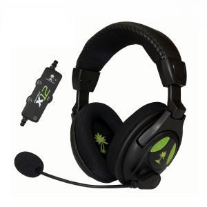 Xbox 360: (F) Turtle beach X12 Xbox 360 Headset (FAULTY)