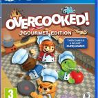 PS4: Overcooked: Gourmet Edition
