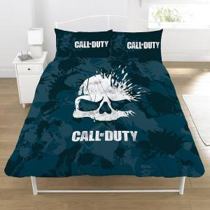 Call of Duty Double Panel Duvet