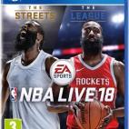 PS4: NBA Live 18: The One Edition
