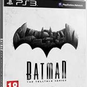 PS3: Batman: A Telltale Game Series