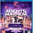 PS4: Agents of Mayhem