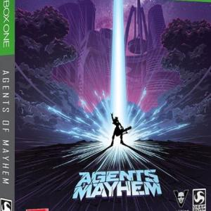 Xbox One: Agents of Mayhem (Steelbook)