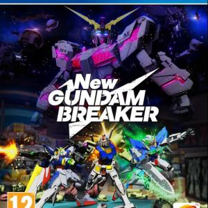 PS4: New Gundam Breaker