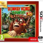 3DS: Donkey Kong Country Returns 3D (Selects)