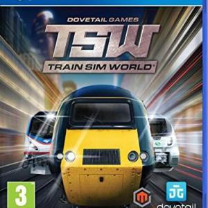 PS4: Train Sim World