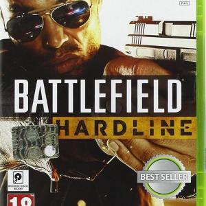 Xbox 360: Battlefield Hardline (Classics) (English/Arabic Box)