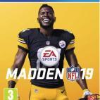 PS4: Madden NFL 19