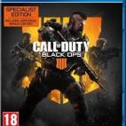 PS4: Call of Duty: Black Ops 4 - Specialist Edition  (DELETED TITLE)