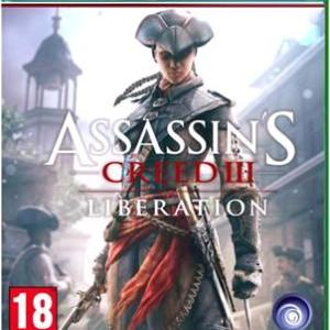 Xbox One: Assassins Creed III (3) Liberation HD Remaster