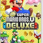 Switch: New Super Mario Bros U - Deluxe