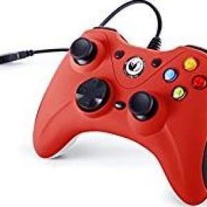 PC: Nacon PC Gaming Ohjain PCGC-100 (Red)