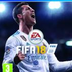 PS4: Fifa 18 (English/Arabic Box)