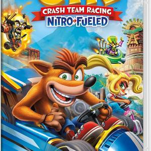 Switch: Crash Team Racing: Nitro Fueled