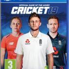 PS4: Cricket 19