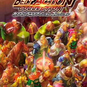 Switch: Capcom: Belt Action Collection