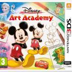 3DS: Disney Art Academy (ITALIAN Cover - all Languages in Game)