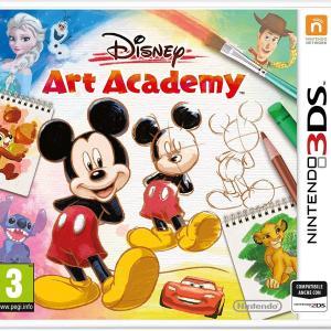 3DS: Disney Art Academy (ITA Cover)