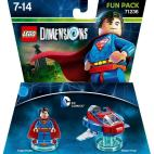 Lego  Dimensions: Fun Pack - Superman (DC Comics)(Damage Packaging)