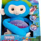 Fingerlings Hugs - Boris The Friendly Interactive Pehmolelu Monkey Pehmolelu