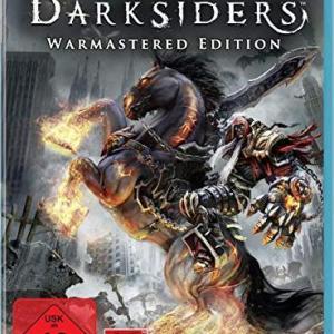 Wii U: Darksiders: Warmastered Edition (German Box)