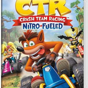 Switch: Crash Team Racing: Nitro Fueled - Nitros Oxide Edition