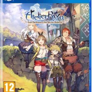 PS4: Atelier Ryza: Ever Darkness & the Secret Hideout