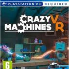 PS4: Crazy Machines (For Playstation VR)
