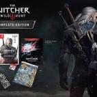 Switch: The Witcher III (3) Wild Hunt - Complete Edition
