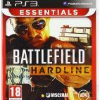 PS3: Battlefield Hardline (French/Dutch Box) (Vaurioitut pakkaus)