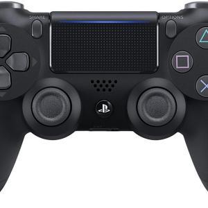 PS4: Sony Dualshock 4 Ohjain (NEW VERSION 2) - Black (EU)