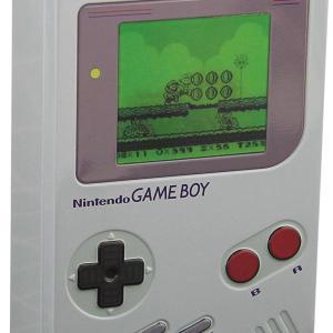 Nintendo Game Boy Tin Money Box /Merchandise