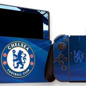 Switch: Official Chelsea FC - Nintendo Switch (konsoli & Ohjain) Skin