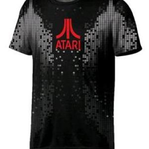 Atari – E-Sports 8 bit - PREMIUM T-Shirt (MEDIUM)