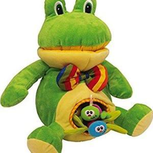 Legler - Fergie Frog Pehmolelu Toy